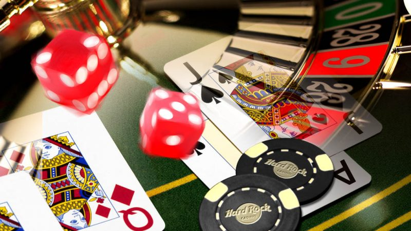 Play your casino games simply through your mobile